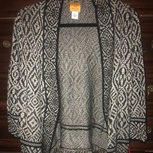 RUBY ROAD SWEATER PETITE LARGE
